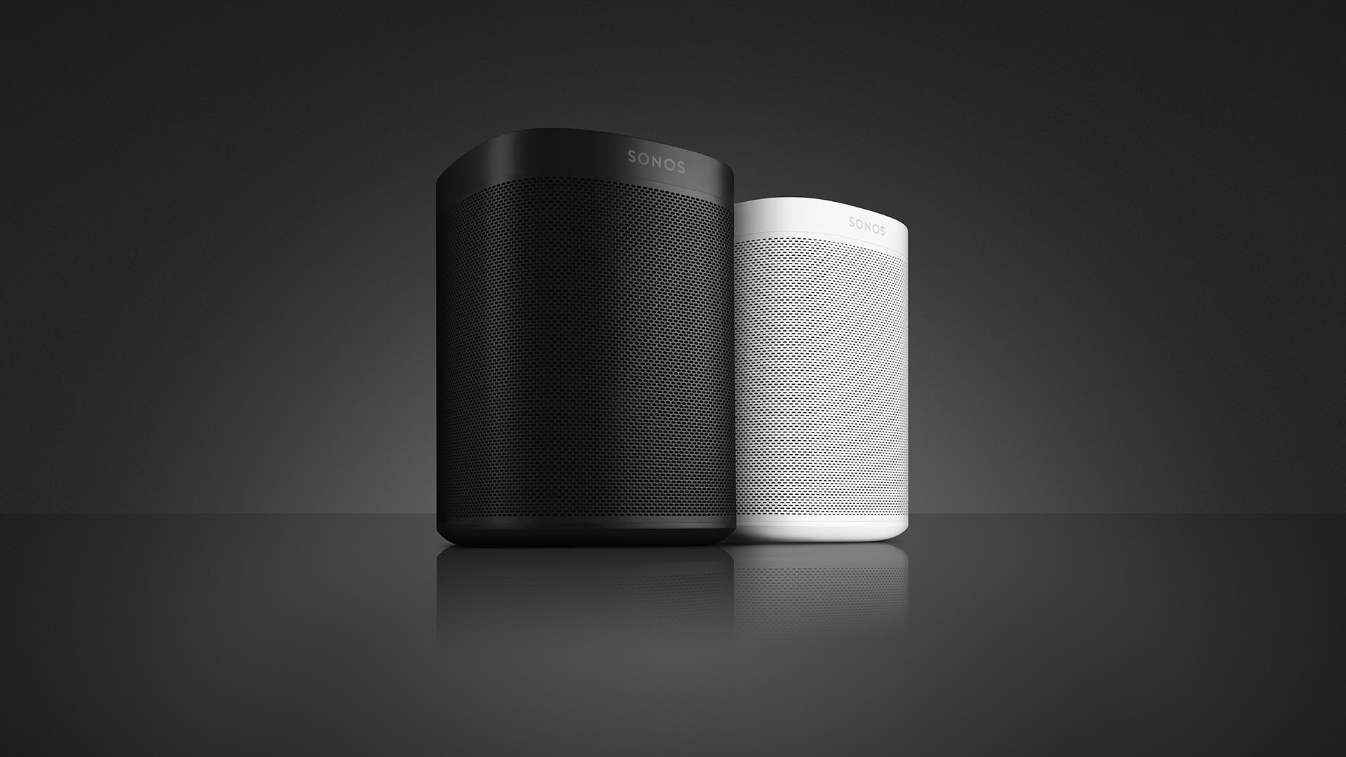 Sonos Hero Speakers Black & White